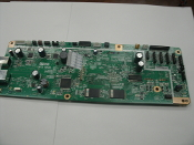 Epson CA73 Main Printer Board with Ribbon Cable. Working Pull. JM2230Q5A/2143080-01.