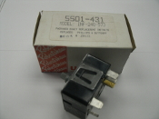 Robertshaw 5501-431 Cooking Control. New. INF-240-573. Replacement Infinite Phillips and Buttorff 150133. 15AMP 240 VAC. Robertshaw Uni-Line. Live Internal Part 8435WC.