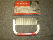 Huot 550 Serrater and Meat Tenderizer. New. Ideal for wrinkle edge french fries. Perfect for tenderizing meat.