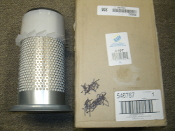 NAPA 6767 Air Filter. New. WIX: 546767. 10765809175102. 765809175105.