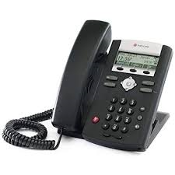 The Polycom Soundpoint IP331, Model: 2200-12365-025. UPC: 610807694694. SKU: 02-108315. Refurbished. 102 x 331-pixel Graphical LCD Display, No Power Cord. 3-way Conferencing.