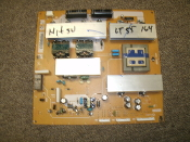 Mitsubishi 934C3860 TV Module, Power Supply. Used. LT-46167200893A. LT-55164. 212A091-01, 212A09101.
