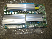"Samsung LJ92-01399A/B/C/D, Y Main Board. Used. Working Pull. LJ41-04217A, AA4, 50"" HD."