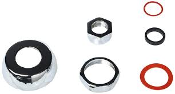 "Sloan R-1008-A Spud Coupling and Flange Kit For 3/4"" Spud. (Urinal) One Piece. New. 3308078. 671254124417. Free Shipping."