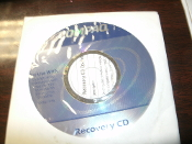 Compaq 191441-004 Recovery CD for Use With QuickRestore. For use with QuickResore, if windows will not start or to make an emergency diskette. (2000), 191441004CPQ.
