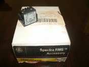 GE SRPE100A100 Rating Plug, 100A, 480VAC, 297-1280 Trip Range, New. Spectra RMS Accessory. 783164213126