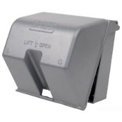 Thomas & Betts 2CKU Outlet Box While-In-Use Cover. Red Dot 2CKU Box. T&B 2CKU. Die Cast Aluminum Alloy. 042269004672. New.