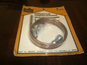 "Sears 42 9231 Universal Replacement Thermocouple. 36"". New. 30 Multivolt Output. Simple Installation."