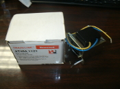 "Honeywell AT40A 1121 Universal Transformer. 085267035736. New. 120V, 50/60 Hz Primary. 24 V Secondary. Meets NEMA Standard DC20-1992. Primary 9"" Leads. Secondary: 9"" Leads."
