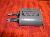 NOS 1MFD, 1000 VDC, 949122, 10%, No PCBS Capacitor. 020107. Used. Working Pull. Wires Cut For Removal.