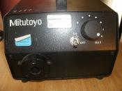 Mitutoyo Microscope Light Source. Used. F0-I. Working Pull.