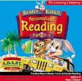 Reader Rabbit. Personalized Reading. New. Ages 6-9. The best way to master 1st to 3rd grade reading. UPC: 798936828774. Model: 381861. ISBN: 0-7630-7454-3.