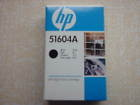 HP 51604A Black Inkjet Print Cartridge. New. Expires Mar 2010. UPC: 088698004388. Guaranteed to work.