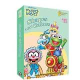 Muppet Babies. Shapes and Colors. UPC: 671196039619.
