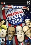 The Political Machine 2008 The Game. PC CD-ROM.