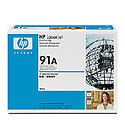 HP 92291A 91A Toner Cartridge. New. OEM. Factory Sealed, non retail box.