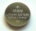 Lithium Battery CR2032. 3V. New in retail package. Package of 5. UPC: 6927799682160. Tianqiu Brand.