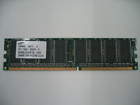 Samsung M368L3223FTN-CB3 256MB 184PIN PC2700 CL2.5 8c 32x8 DDR DIMM. Refurbished. Pulled from a working desktop.